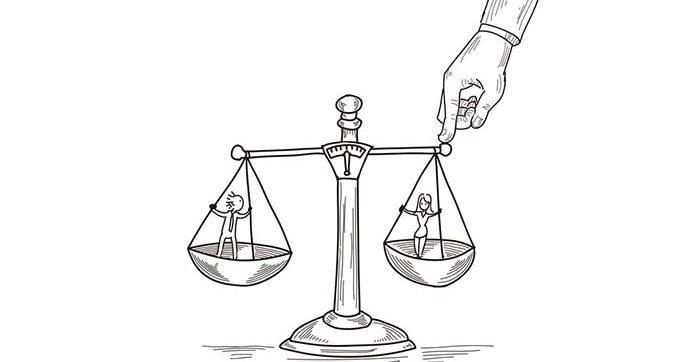 L'égalité entre femmes et hommes