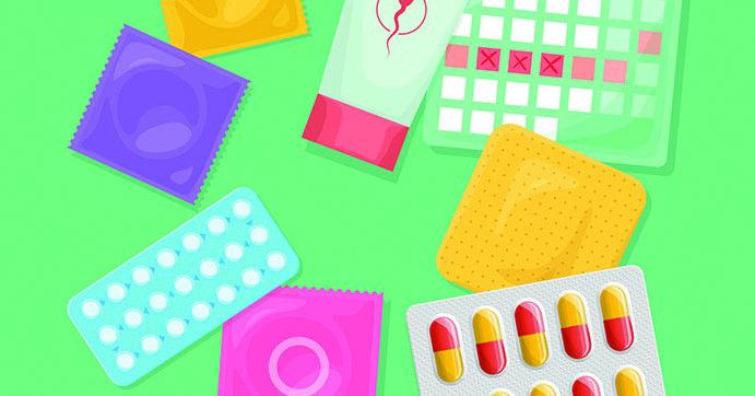 moyens contraception féminine et masculine