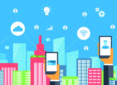 Le numérique, outil facilitateur de lien entre les habitants